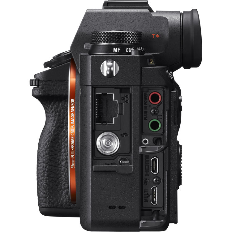Aony A9 new camera connectivitys