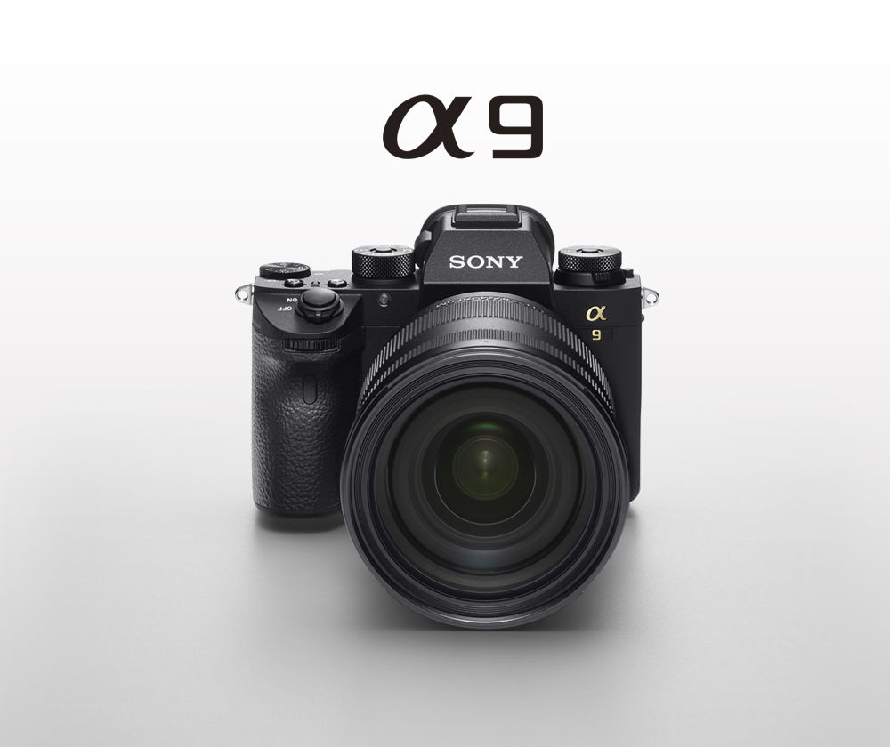 sony new A9 Mirrorless camera
