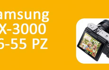 סקירה – Samsung NX 3000
